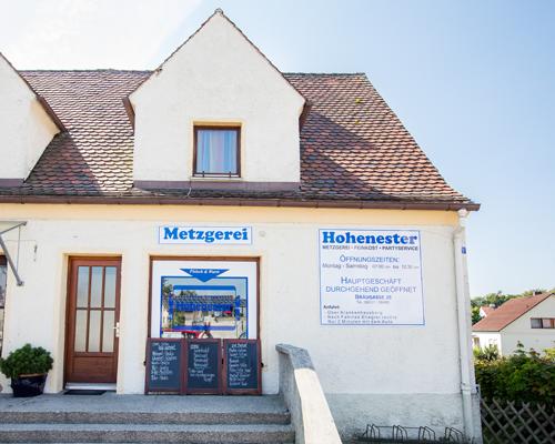 Unsere Filiale Alpenrose in der Tögingerstraße 76 seit Anfang der 80er Jahre